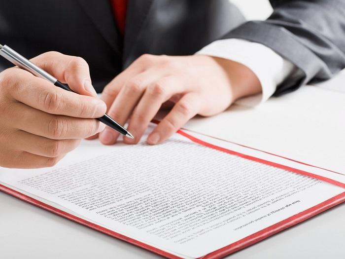 Способы оформления договора