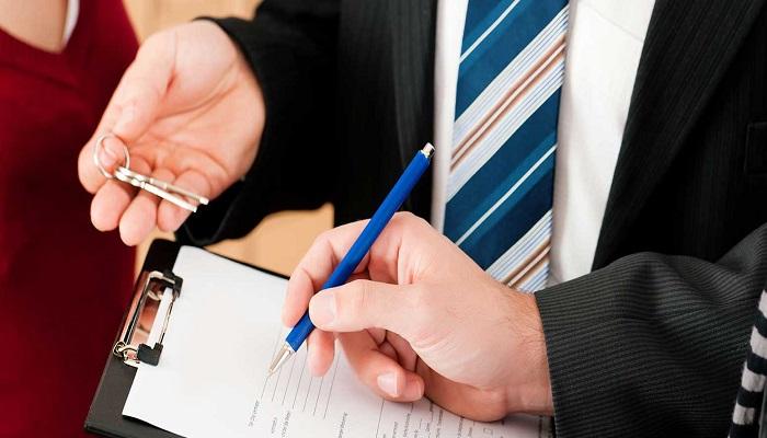 Наличие арендного договора