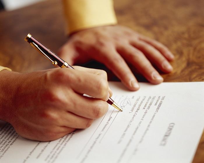 Как грамотно составить договор