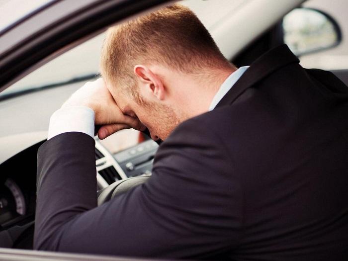 Ограничение права управления автомобилем