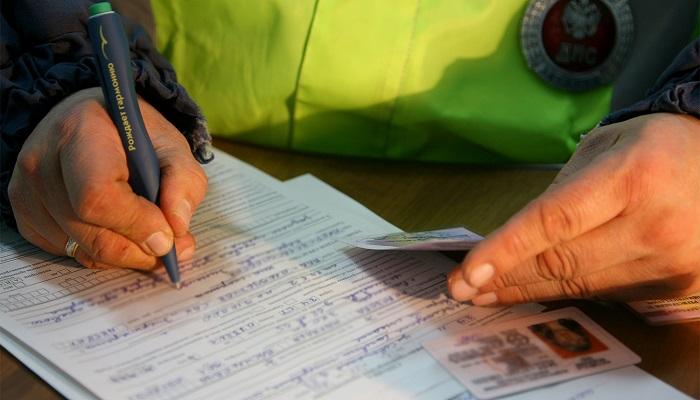 Процедура по лишению прав водителя