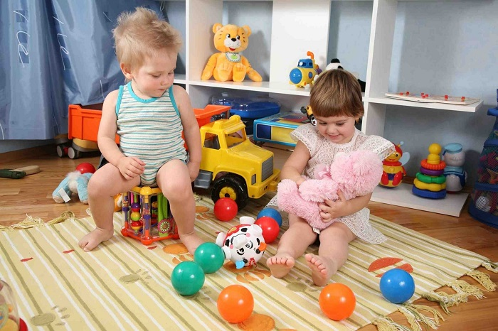 Требования к помещению, куда прописывают ребенка