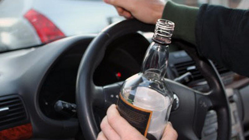 Как лишают прав за пьянку