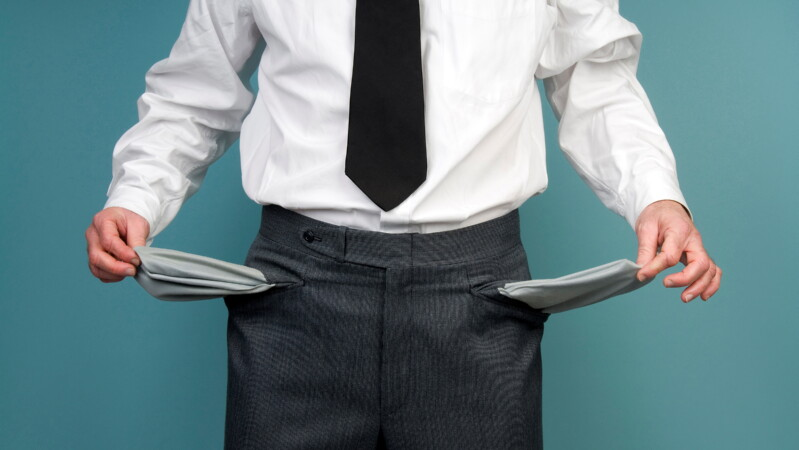 Последствия признания банкротства