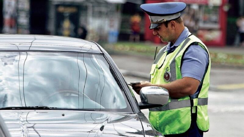 Отстранение от управления автомобилем