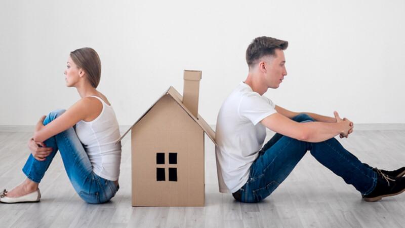 Недвижимость приватизирована на одного супруга