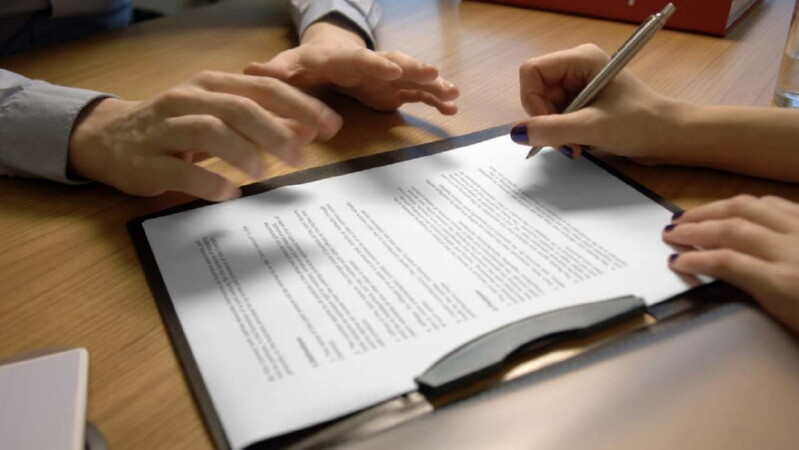 Требования к составлению документа